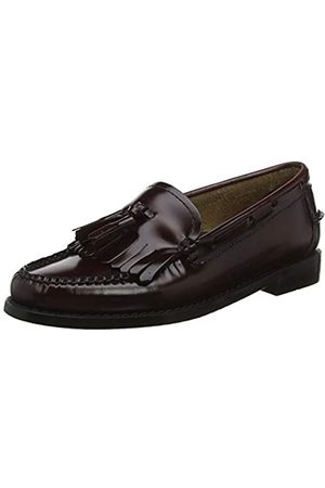 G.H. Bass Esther, Mocasines para Mujer, (Wine Leather 0nn)