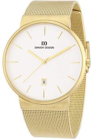 Danish Design 3310083 - Reloj analógico de Cuarzo para Hombre con Correa de Acero Inoxidable