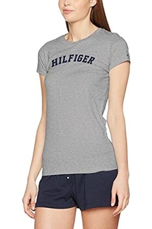 Tommy Hilfiger Mujer Pijamas - SS tee Print Top de Pijama