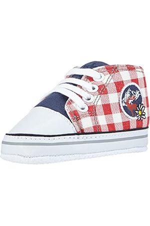 Playshoes Primeros Zapatos Venado, Zapatillas Casual Unisex bebé, (Marine 11)