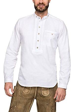 Stockerpoint Renus2 Trachtenhemden, Weiß
