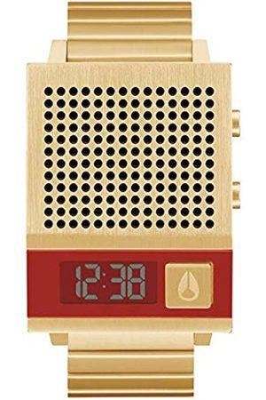 Nixon Reloj Hombre de Digital con Correa en Acero Inoxidable A1266-502-00