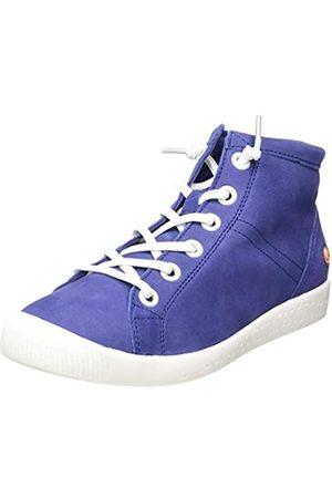 softinos Isleen2586sof, Zapatillas Altas para Mujer, Púrpura (Púrpura 005)
