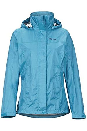 Marmot Wm's Precip Eco Jacket Chubasquero rígido, Chaqueta, Prueba de Viento, Impermeable, Transpirable, Mujer