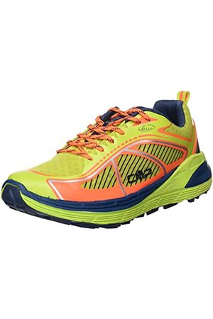 CMP - F.lli Campagnolo Nashira Maxi Shoe, Zapatillas de Trail Running para Hombre, (Energy-Flash Orange 34EE)