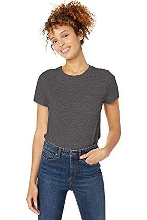 Goodthreads Vintage Cotton Pocket Crewneck T-Shirt fashion-t-shirts, Charcoal Nep Heather