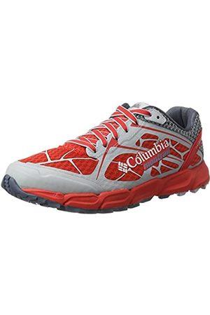 Columbia Caldorado II, Zapatillas de Running para Asfalto para Mujer, (Poppy Red/Mountain)