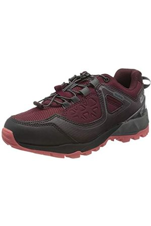 Jack Wolfskin Cascade Hike XT Texapore W, Zapatos de Low Rise Senderismo para Mujer, (Burgundy/Pink 2826)