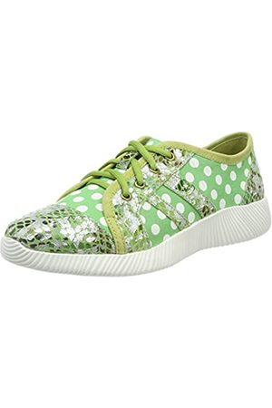 LAURA VITA Delphine 11, Zapatillas para Mujer, (Vert Vert)