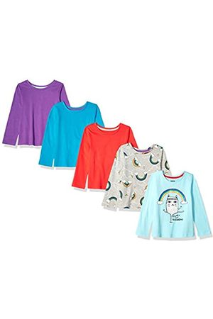 Spotted Zebra 5-Pack Long-Sleeve T-Shirts Camiseta