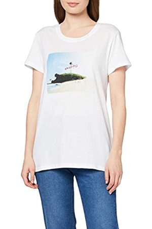 Hurley W Sun and Fun Prefect Crew Camisetas, Mujer