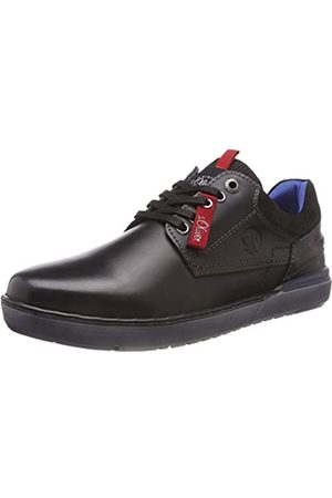 s.Oliver 5-5-13623-21 001, Zapatos de Cordones Derby para Hombre, (Black 1)