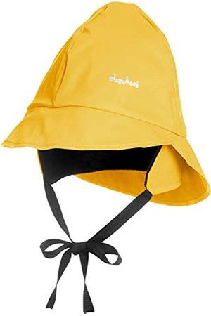 Playshoes Regenmütze, Fleecefutter Gorro, (12 Gelb)