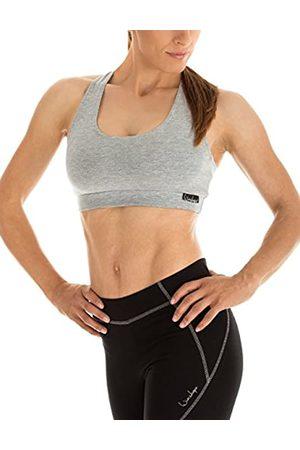 Winshape WTE8 – Pantalones de Fitness de Animales de Bus Sujetador Deportivo, Mujer, Fitness Freizeit Sport BH Bustier