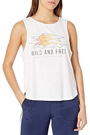 Hurley W Wild and Free Flouncy Tank Camiseta De Tirantes, Mujer