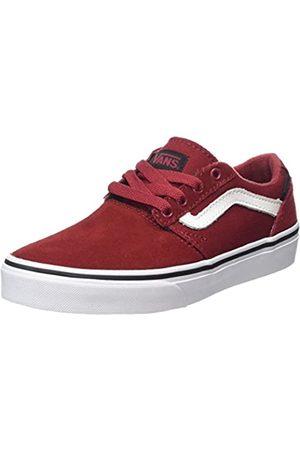 Vans Zapatillas deportivas - Chapman Stripe, Zapatillas Unisex Niños, (Varsity Red/Black)