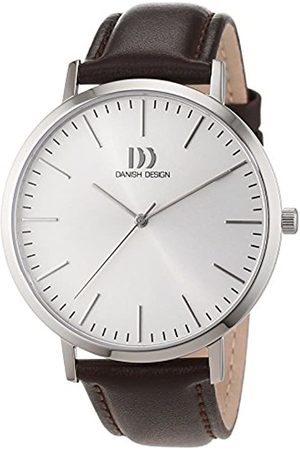 Danish Design Diseño danés eysse-Reloj analógico de Cuarzo de Cuero 3314508