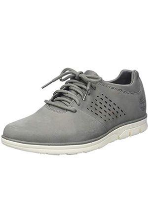Timberland Bradstreet, Zapatos de Cordones Oxford para Hombre, (Steeple Grey Nubuck C64)