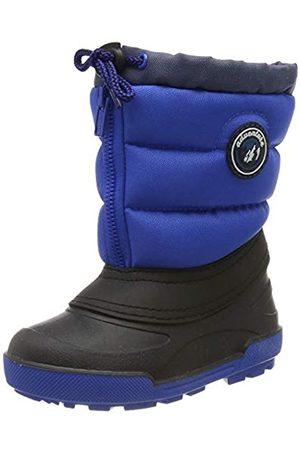 Beck Polar, Botas de Nieve Unisex Niños, (Blau 34)