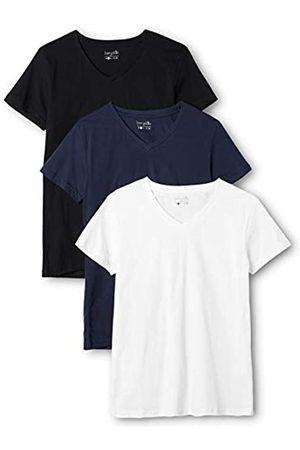 Berydale BD158 Camiseta de manga corta con cuello de pico, XL