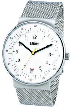 von Braun BN0082-Reloj(RelojdePulseraMasculinoAceroInoxidable4.2cm1.15cm)