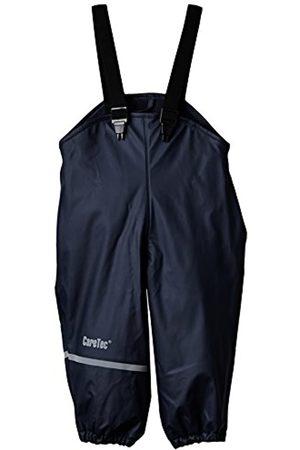 CareTec Pantalones Impermeable con vellón Unisex Niños (Dark Navy 5-778) 128