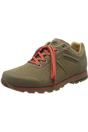 Mammut Alvra II, Zapatos de Low Rise Senderismo para Hombre, (Oak-Pepper 7447)