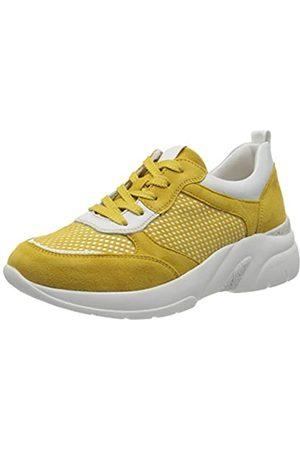 Remonte D4100, Zapatillas para Mujer, (Gelb/Bianco/Gelb 68)