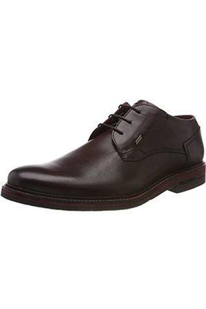 Daniel Hechter 812535011100, Zapatos de Cordones Derby para Hombre, (Dark Brown 6100)