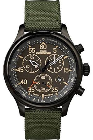Timex Reloj Analógico para Hombre de Cuarzo con Correa en Ninguno TW4B10300