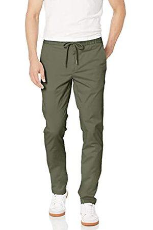 Goodthreads Skinny-Fit Washed Chino Drawstring Pant Pantalones