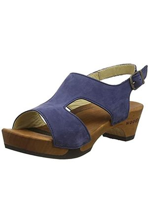 Woody Lucia, Mules para Mujer, (Abisso 032)