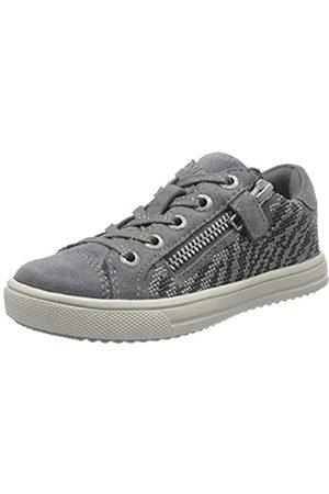 Lurchi Shiny, Zapatillas para Niñas, (Grey 25)
