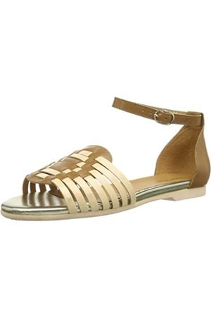flip*flop Azteca 10320 - Sandalias de Cuero para Mujer, Color