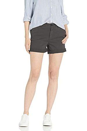 Goodthreads Chino Girlfriend Short Shorts, Oscuro