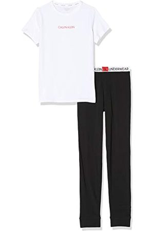 Calvin Klein Knit PJ Set (SS+Pant) Conjuntos de Pijama
