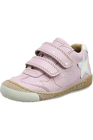 Bisgaard 40320118, Zapatillas para Niñas, Rose Spots 706