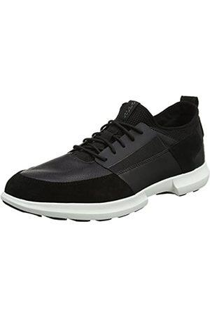 Geox U Traccia A, Zapatillas para Hombre, (Black)
