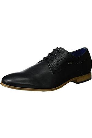 Bugatti 311252021000, Zapatos de Cordones Derby para Hombre, (Schwarz)