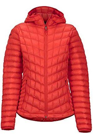 Marmot Wm's Featherless Hoody Chaqueta Aislante, Abrigo para Exteriores, Anorak Agua, Resistente Al Viento, Mujer