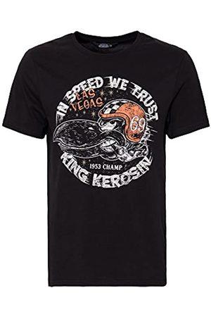 King Kerosin In Speed We Trust Camiseta