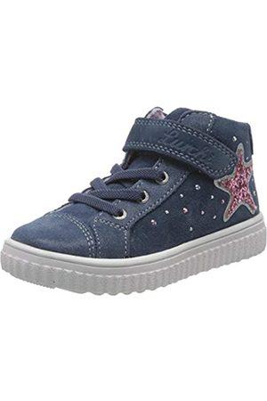 Lurchi YENNI, Zapatillas Altas para Niñas, (Jeans 22)