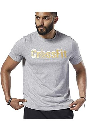 Reebok CF Christmas Graphic tee Camiseta, Hombre