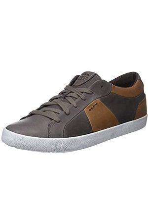 Geox U Smart B, Zapatillas para Hombre, (Coffee/Cognac C6090)