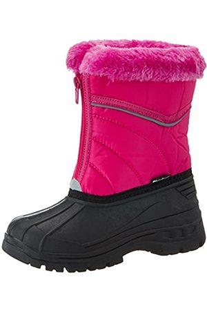 Playshoes Zapatos de Invierno, Botas de Nieve Unisex Niños, (Pink 18)