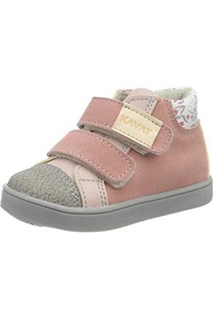 Kavat Berg, Zapatillas Altas para Niñas, (Pink 979)