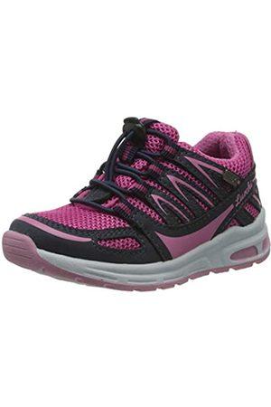 Lurchi Victoria-Tex, Zapatillas para Niñas, (Navy Pink 32)