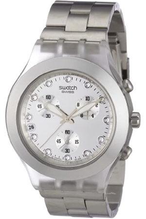 Swatch Diaphane Chrono - Reloj de Mujer de Cuarzo