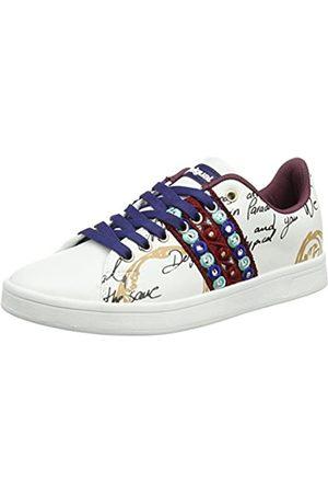 Desigual Shoes_Cosmic Exotic Lettering, Zapatillas para Mujer