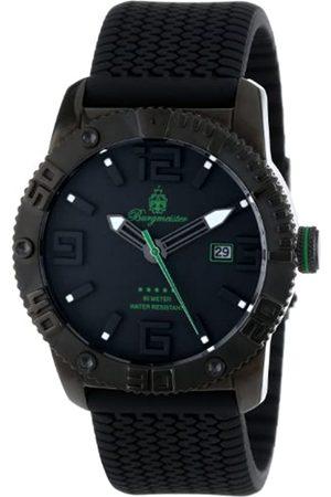 Burgmeister BM522-622C - Reloj analógico de Cuarzo para Hombre con Correa de Silicona
